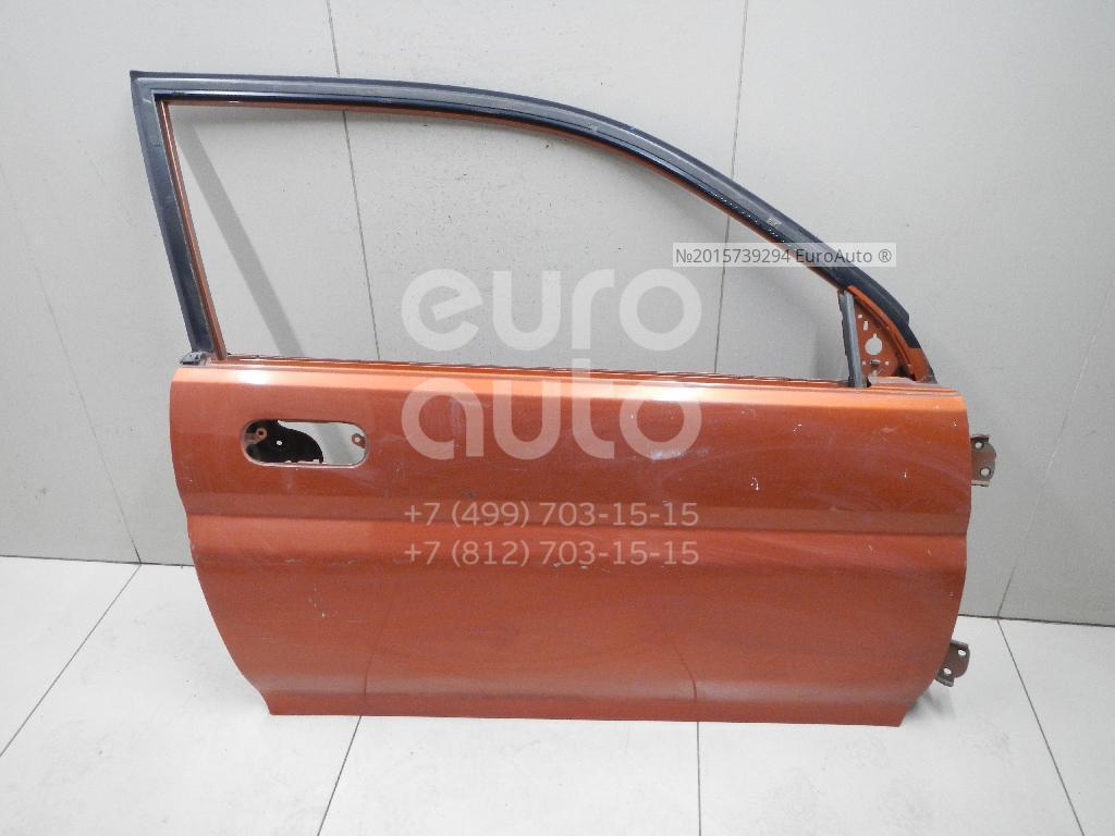 Дверь передняя правая для Honda HR-V 1999-2005 - Фото №1