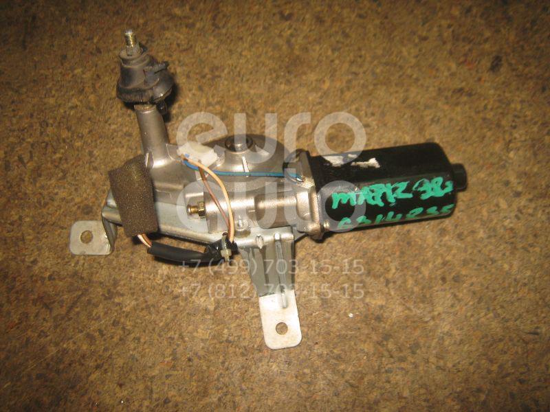 Моторчик стеклоочистителя задний для Daewoo Matiz (KLYA) 1998>;Matiz 2001> - Фото №1