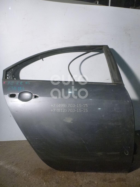 Дверь задняя правая для Nissan Primera P12E 2002> - Фото №1