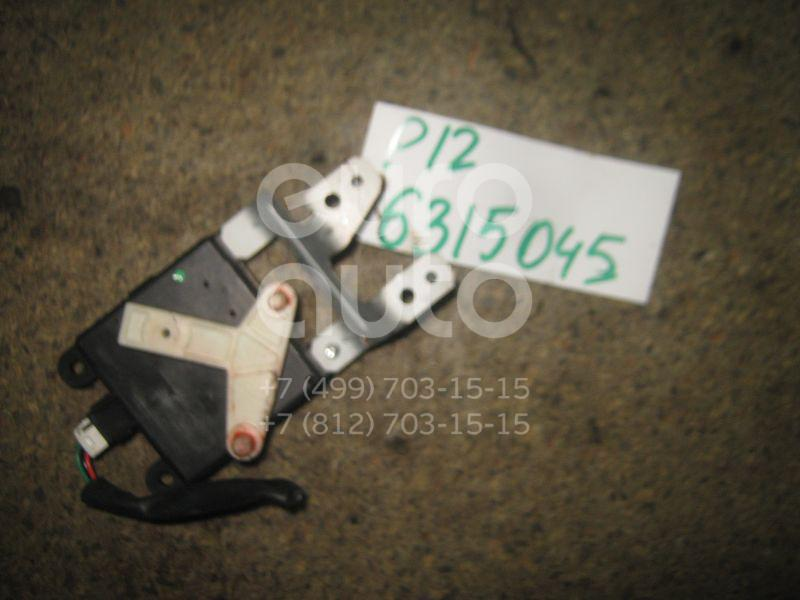Моторчик заслонки отопителя для Nissan Primera P12E 2002> - Фото №1