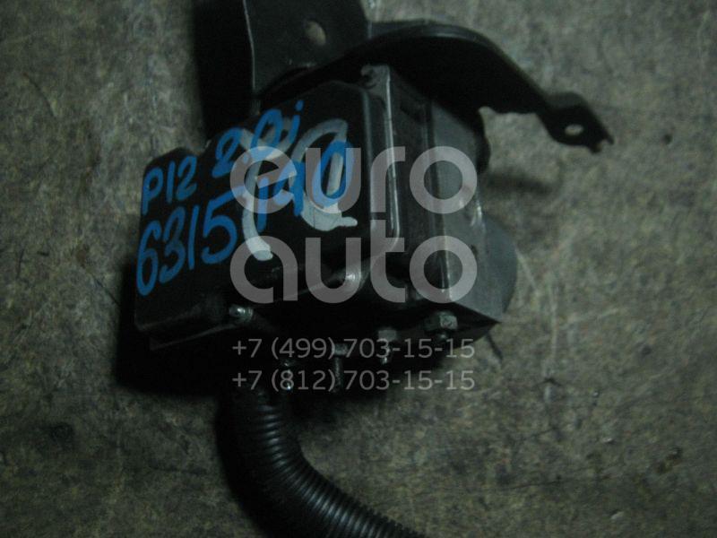 Блок ABS (насос) для Nissan Primera P12E 2002-2007 - Фото №1