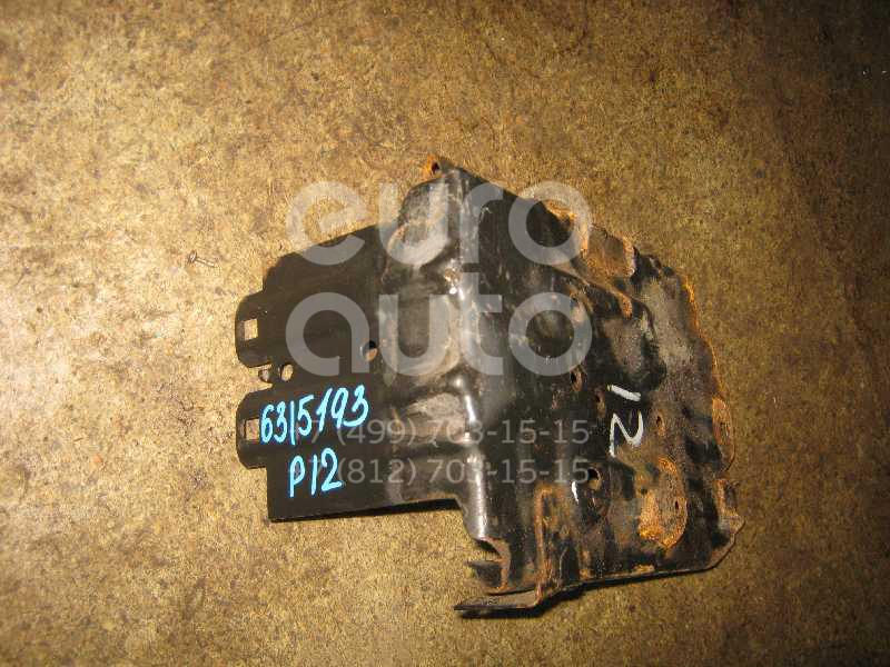 Крепление АКБ (корпус/подставка) для Nissan Primera P12E 2002-2007 - Фото №1