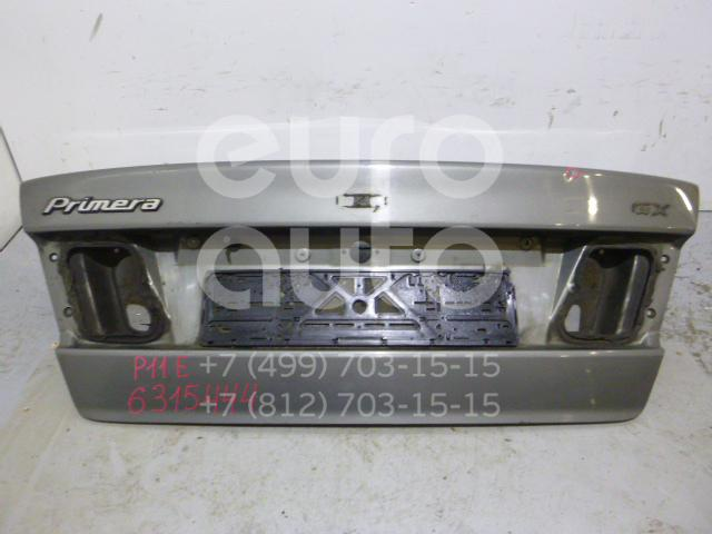 Крышка багажника для Nissan Primera P11E 1996-2002 - Фото №1