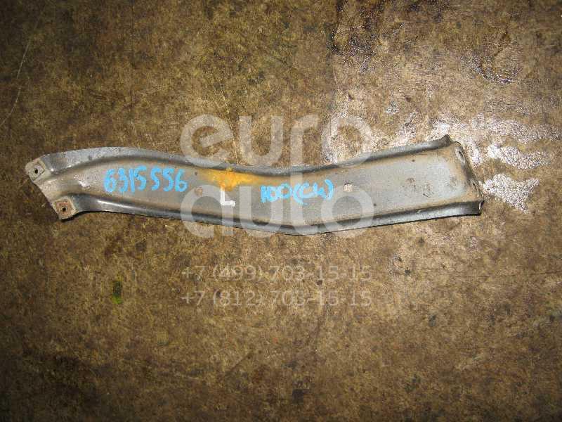 Кронштейн крепления крыла для Audi 100 [C4] 1991-1994 - Фото №1