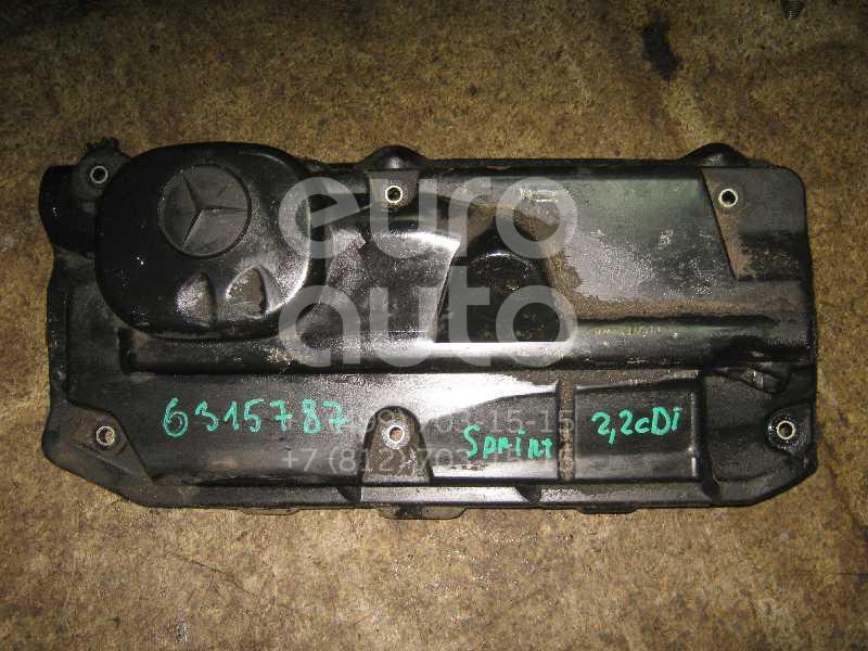 Крышка отсека клапанов для Mercedes Benz Sprinter (901-905)/Sprinter Classic (909) 1995-2006 - Фото №1