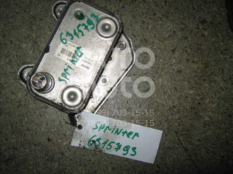 Радиатор масляный для Mercedes Benz Sprinter (901) 1995-2006;Vito (638) 1996-2003;W203 2000-2006;W211 E-Klasse 2002-2009;Vito/Viano-(639) 2003> - Фото №1