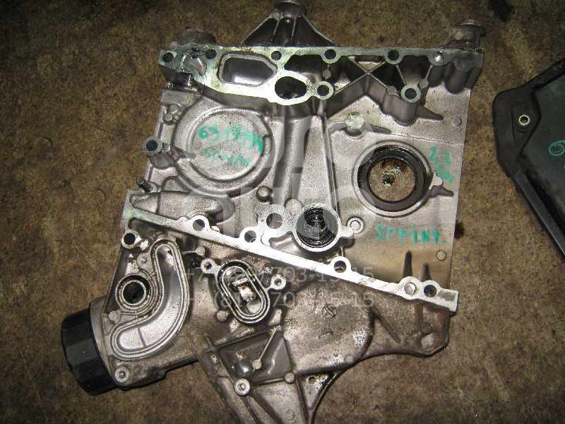 Крышка двигателя передняя для Mercedes Benz Sprinter (901-905)/Sprinter Classic (909) 1995-2006;Vito/Viano-(639) 2003-2014 - Фото №1