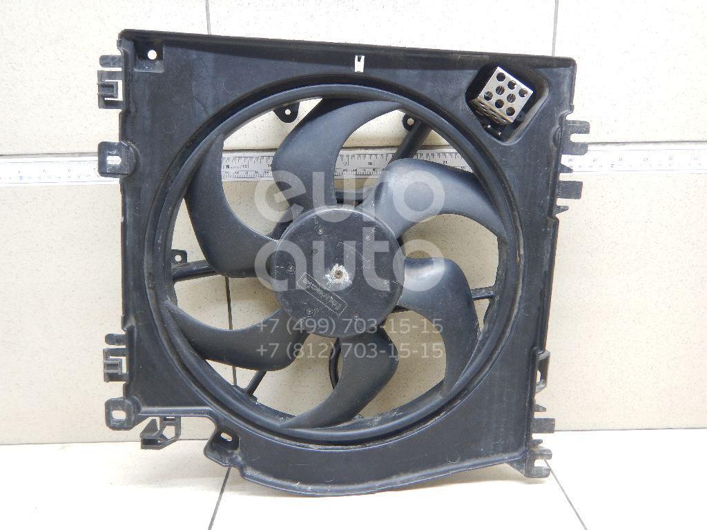 Вентилятор радиатора для Nissan Micra (K12E) 2002-2010 - Фото №1