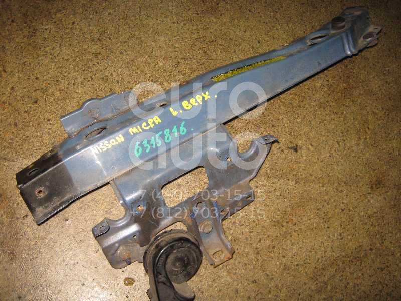 Панель передняя для Nissan Micra (K12E) 2002-2010 - Фото №1