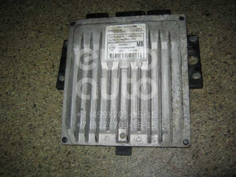 Блок управления двигателем для Nissan Micra (K12E) 2002-2010 - Фото №1