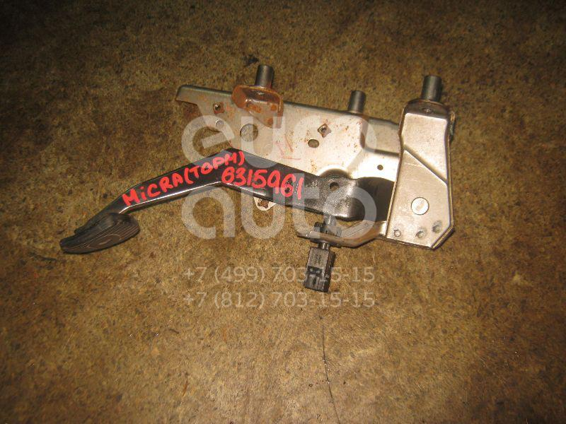 Педаль тормоза для Nissan Micra (K12E) 2002-2010 - Фото №1