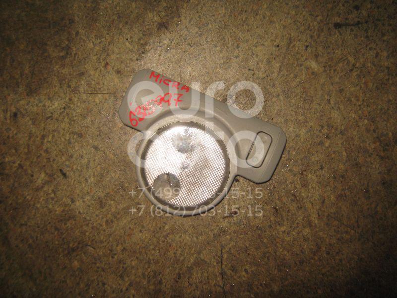 Плафон салонный для Nissan Micra (K12E) 2002> - Фото №1