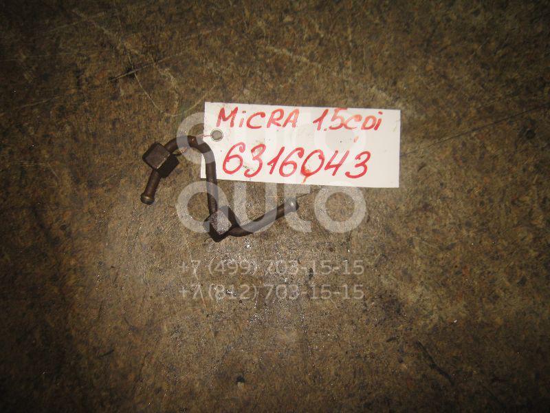 Трубка ТНВД для Nissan Micra (K12E) 2002-2010 - Фото №1