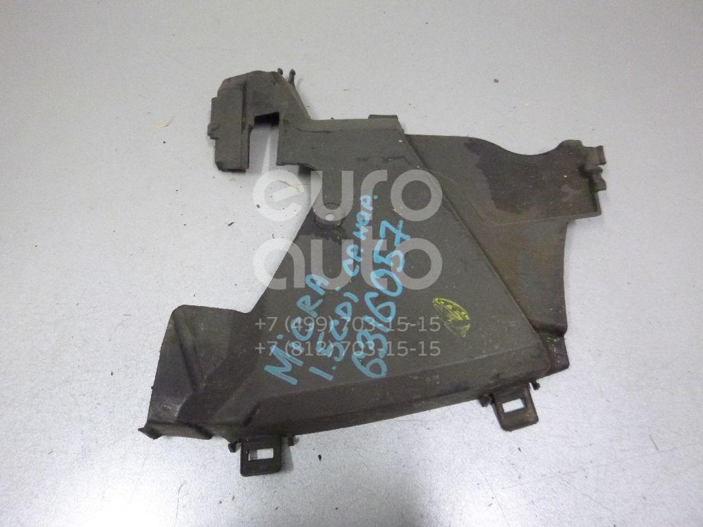 Кожух ремня ГРМ для Nissan Micra (K12E) 2002-2010 - Фото №1