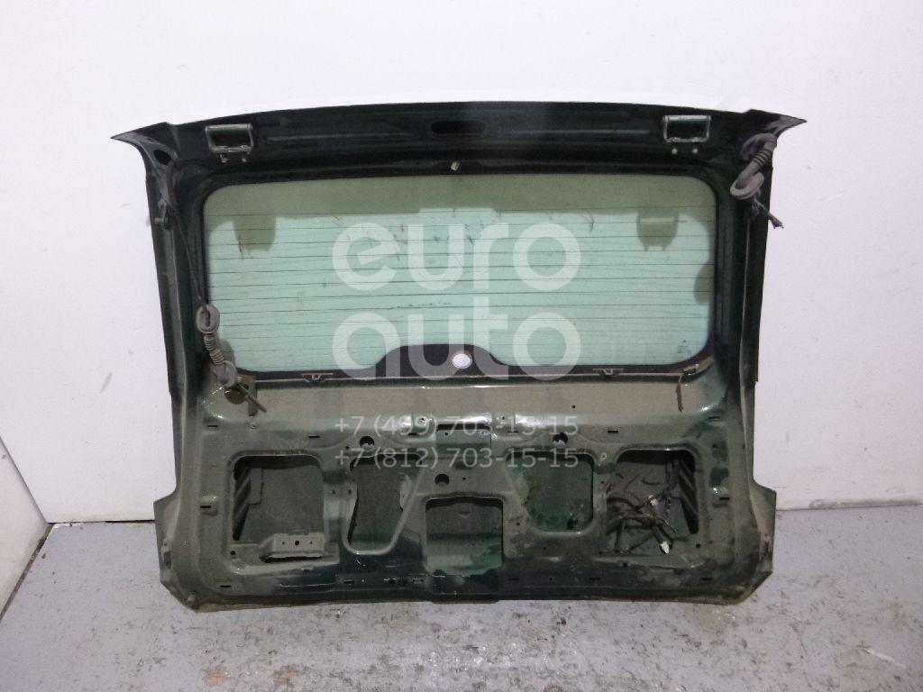 Дверь багажника со стеклом для Mitsubishi Space Star 1998-2004 - Фото №1