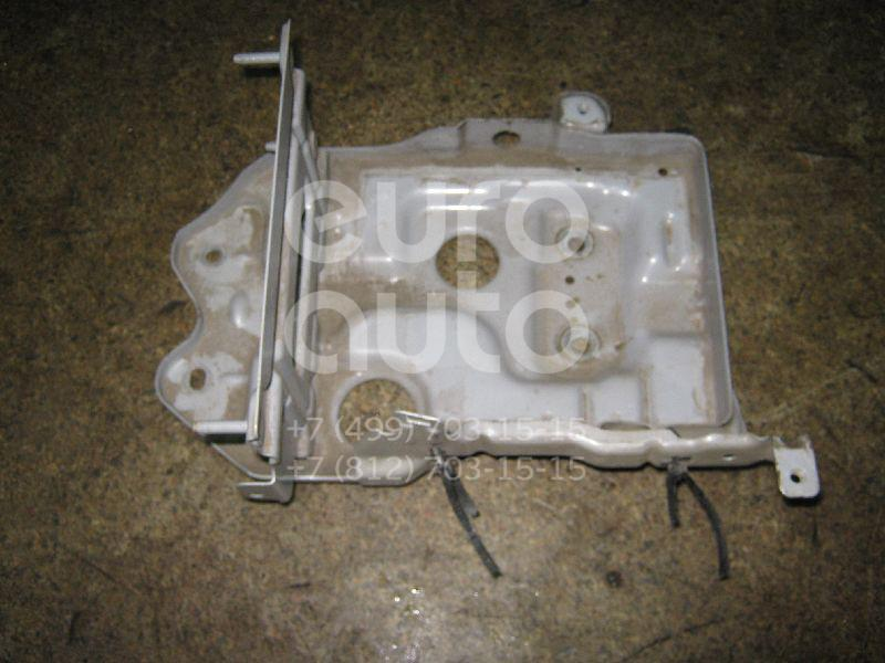 Крепление АКБ (корпус/подставка) для Chevrolet Aveo (T200) 2003-2008 - Фото №1
