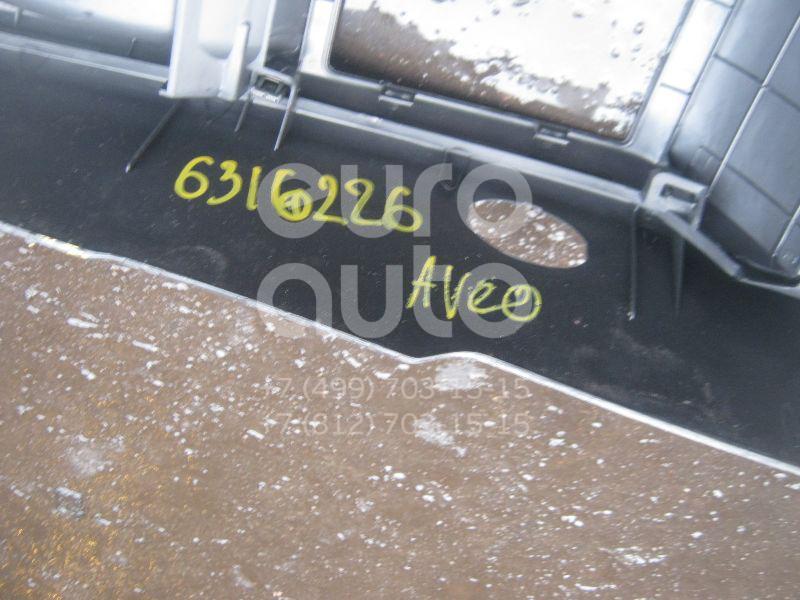 Консоль для Chevrolet Aveo (T200) 2003-2008 - Фото №1