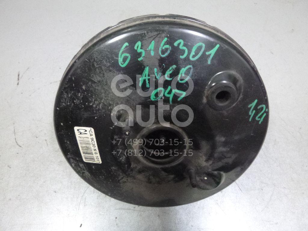 Усилитель тормозов вакуумный для Chevrolet Aveo (T200) 2003-2008;Aveo (T250) 2005-2011 - Фото №1