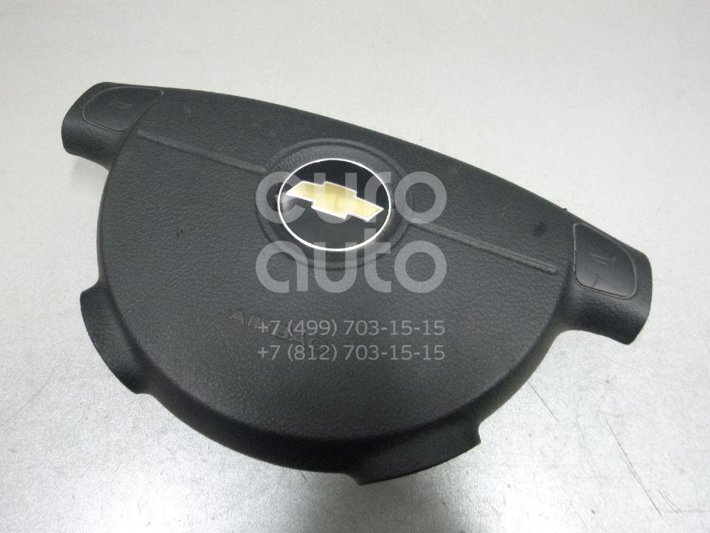 Подушка безопасности в рулевое колесо для Chevrolet Aveo (T200) 2003-2008 - Фото №1
