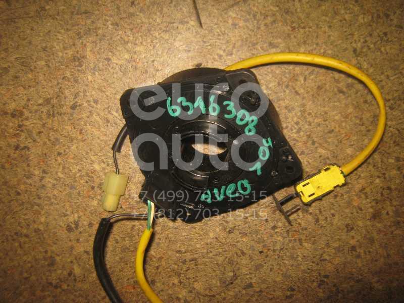 Механизм подрулевой для SRS (ленточный) для Chevrolet Aveo (T200) 2003-2008 - Фото №1