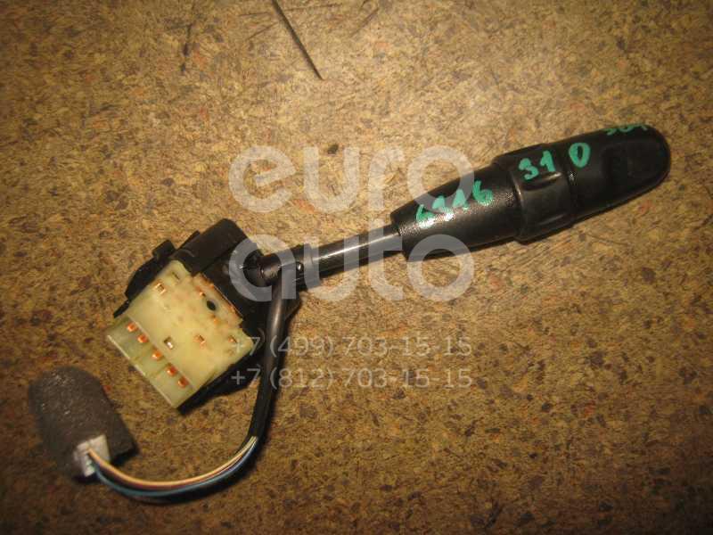 Переключатель стеклоочистителей для Chevrolet Aveo (T200) 2003-2008;Aveo (T250) 2005-2011 - Фото №1