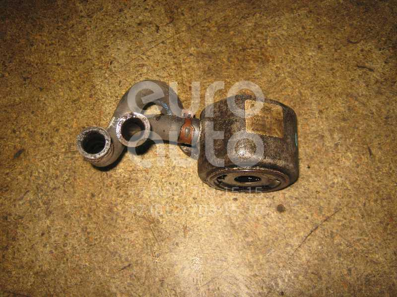 Радиатор масляный для Nissan,Renault Micra (K12E) 2002-2010;Kangoo 2003-2008;Megane II 2003-2009;Clio II/Symbol 1998-2008 - Фото №1