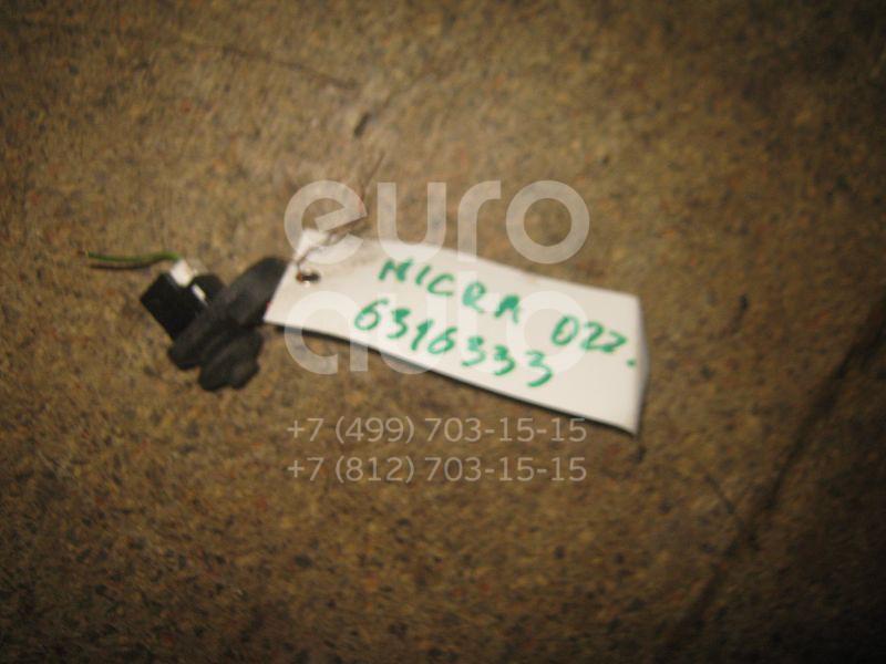 Выключатель концевой для Nissan Micra (K12E) 2002> - Фото №1