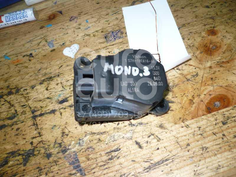 Моторчик заслонки отопителя для Jaguar Mondeo III 2000-2007;Focus I 1998-2004;X-TYPE 2001-2009 - Фото №1