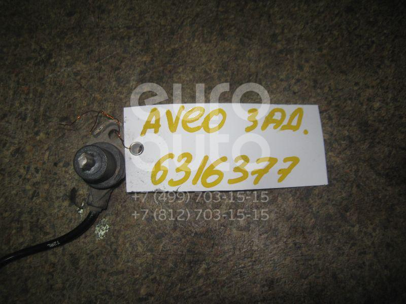 Датчик ABS задний для Chevrolet Aveo (T200) 2003-2008 - Фото №1