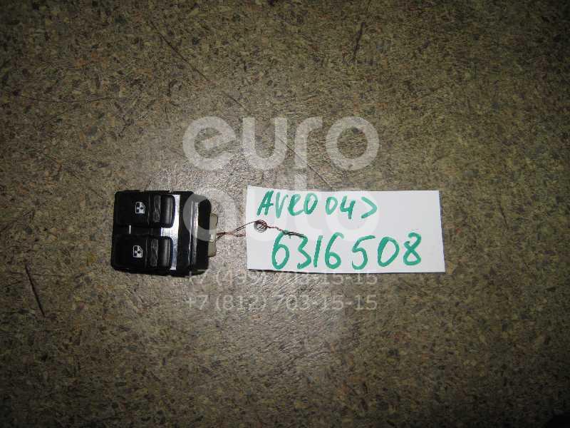 Блок управления стеклоподъемниками для Chevrolet Aveo (T200) 2003-2008;Aveo (T250) 2005-2011 - Фото №1