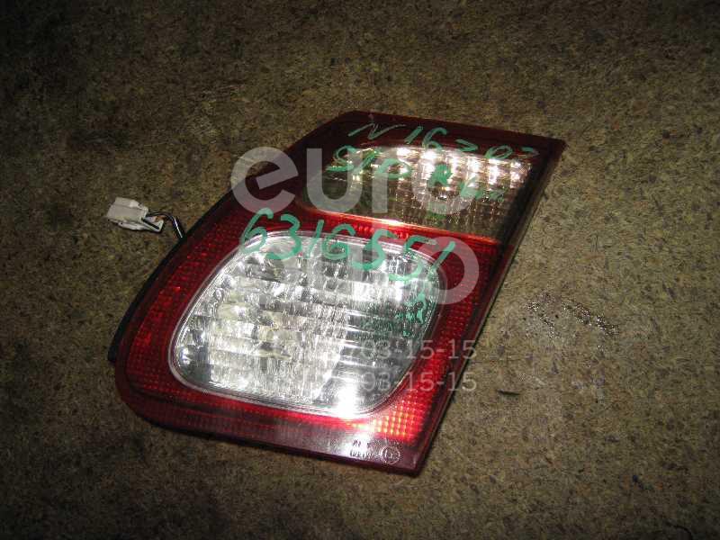 Фонарь задний внутренний правый для Nissan Almera N16 2000-2006 - Фото №1