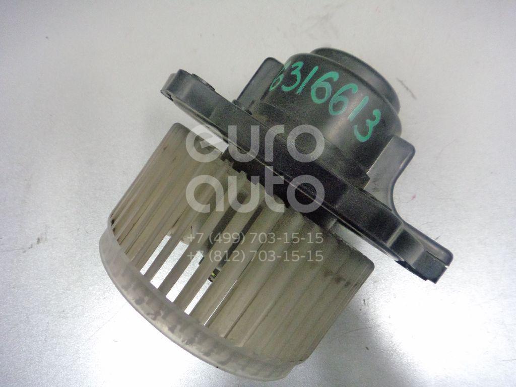 Моторчик отопителя для Chevrolet,Daewoo Lacetti 2003-2013;Gentra II 2013-2015;Nubira 2003-2007 - Фото №1