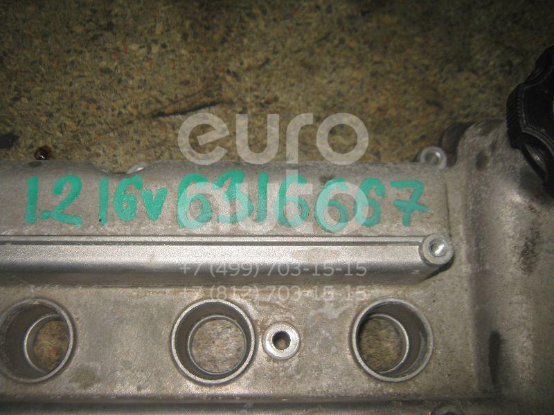 Крышка головки блока (клапанная) для Chevrolet Aveo (T200) 2003-2008 - Фото №1