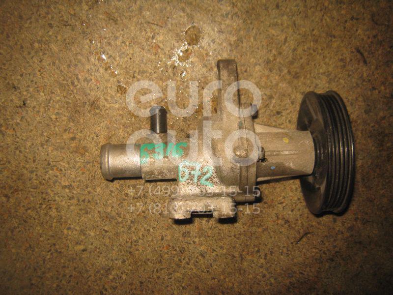 Насос водяной (помпа) для Chevrolet Aveo (T200) 2003-2008 - Фото №1