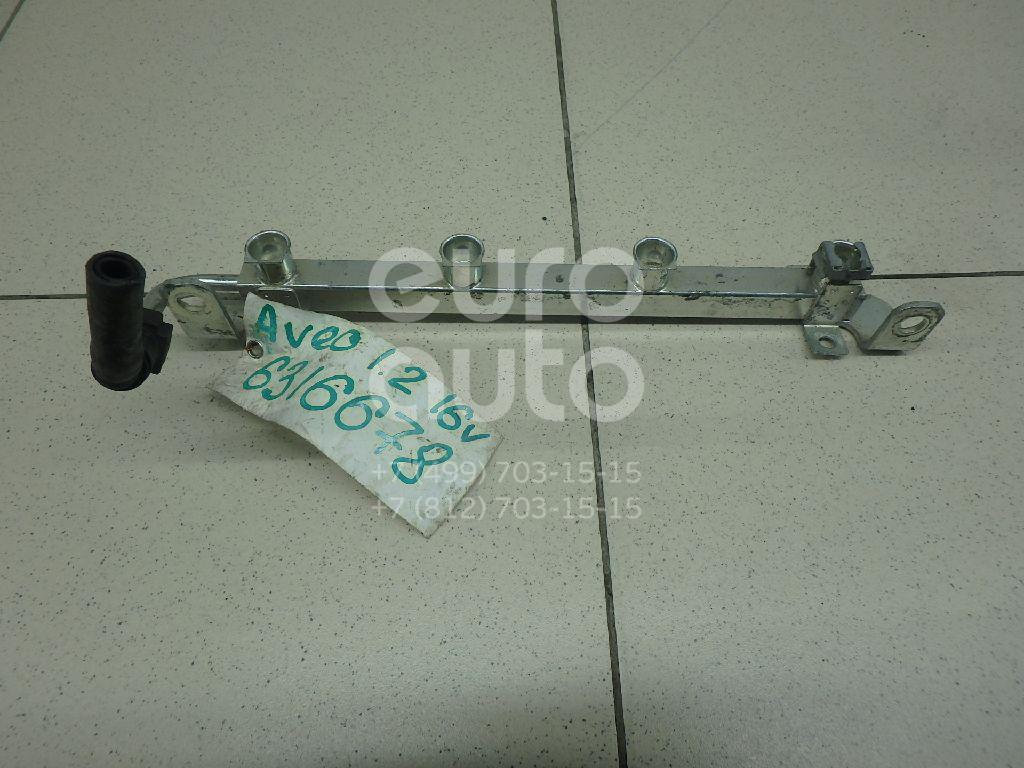 Рейка топливная (рампа) для Chevrolet Aveo (T200) 2003-2008 - Фото №1