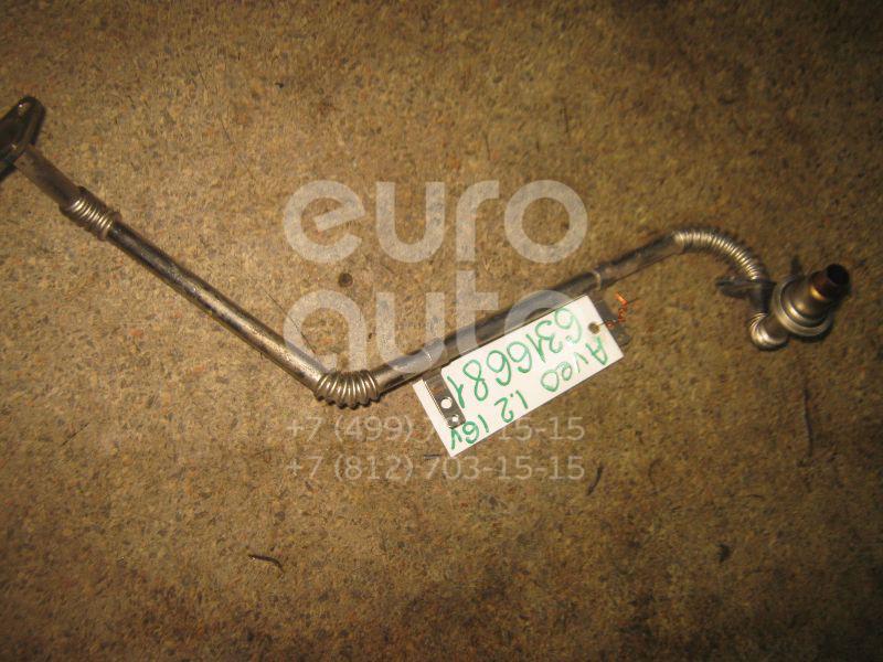 Трубка картерных газов для Chevrolet Aveo (T200) 2003-2008 - Фото №1