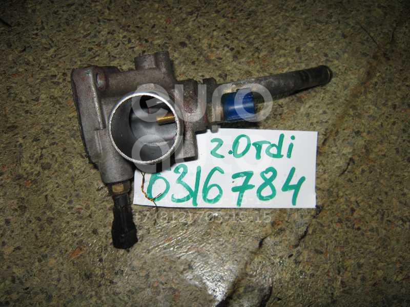 Тройник системы охлаждения для Nissan Primera P11E 1996-2002 - Фото №1