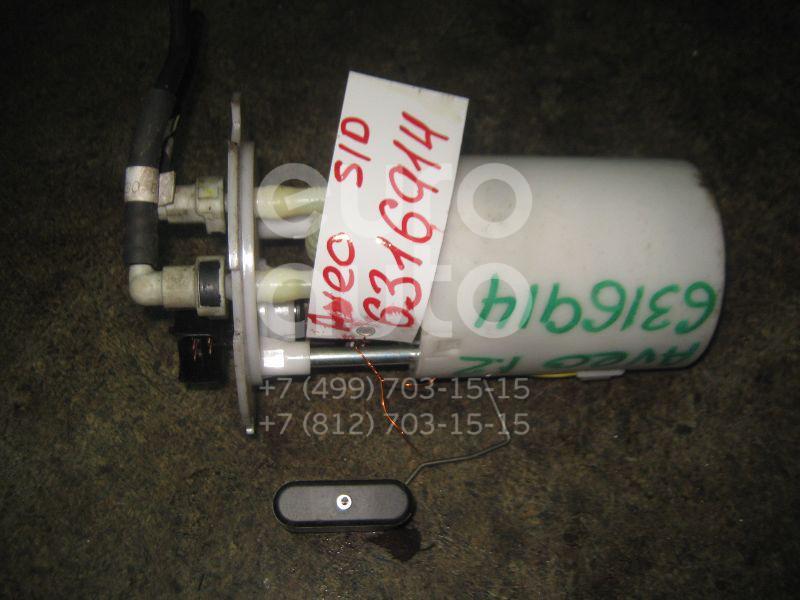 Насос топливный электрический для Chevrolet Aveo (T200) 2003-2008 - Фото №1