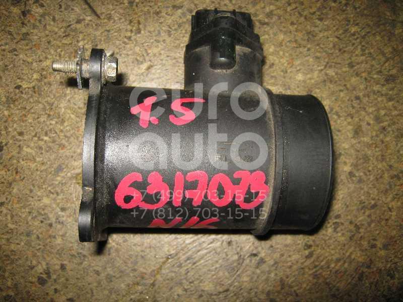 Расходомер воздуха (массметр) для Nissan Almera N16 2000-2006 - Фото №1