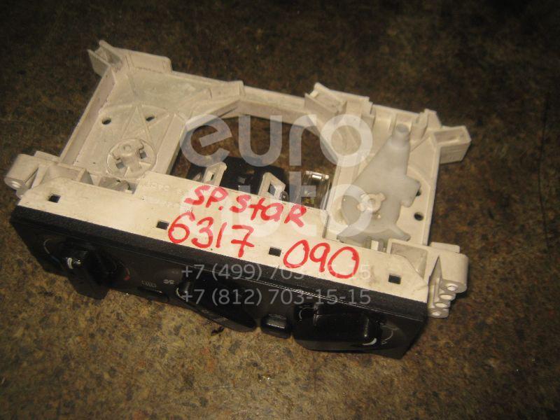 Блок управления отопителем для Mitsubishi Space Star 1998-2004 - Фото №1