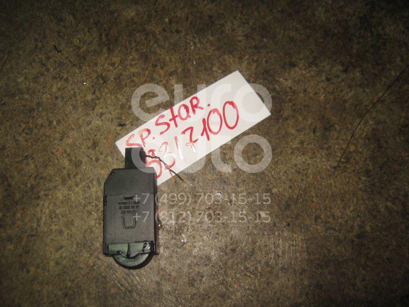 Кнопка корректора фар для Mitsubishi Space Star 1998-2004;Carisma (DA) 1995-2000;Carisma (DA) 2000-2003 - Фото №1