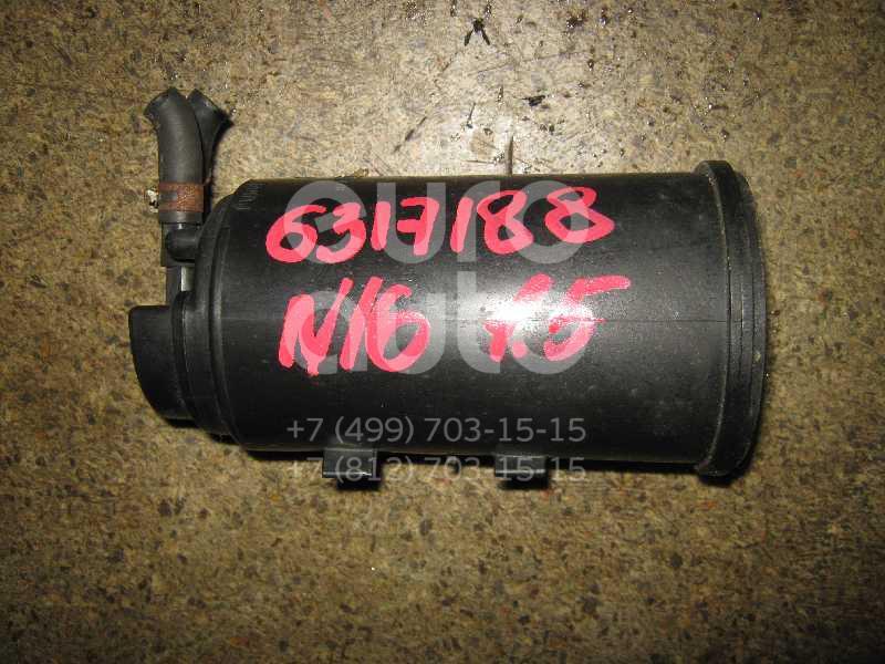 Абсорбер (фильтр угольный) для Nissan Almera N16 2000-2006;Almera Tino 2000-2006;Primera P12E 2002-2007 - Фото №1