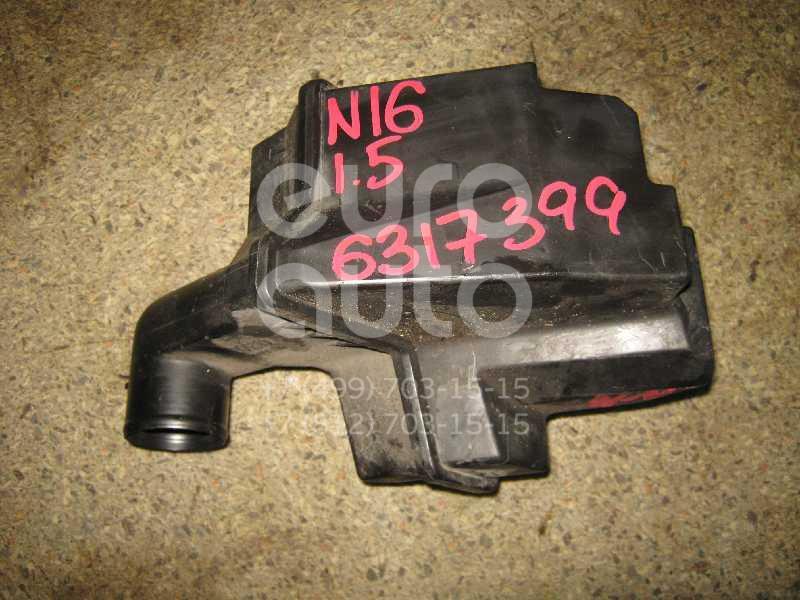 Резонатор воздушного фильтра для Nissan Almera N16 2000-2006 - Фото №1