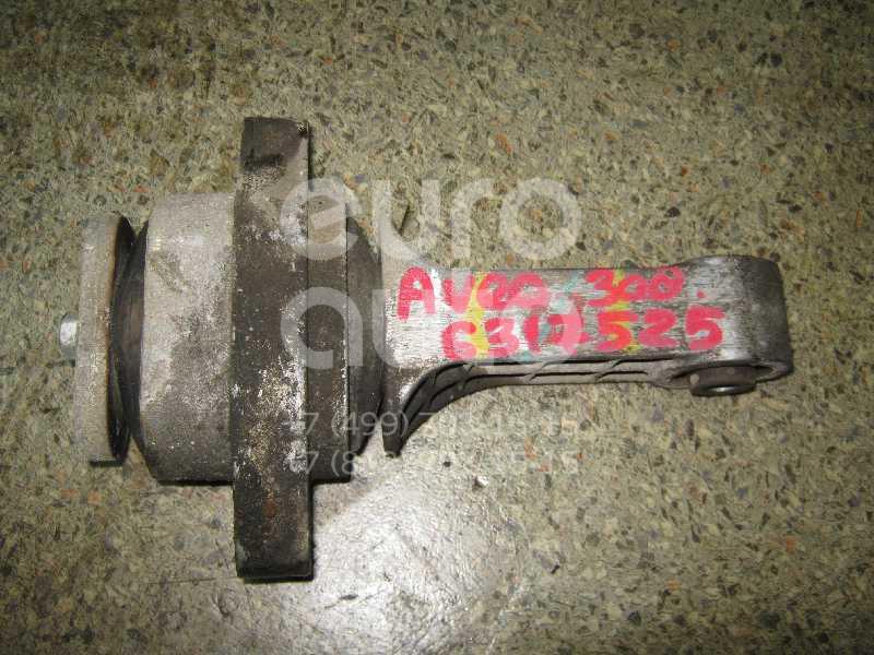 Опора двигателя задняя для Chevrolet Aveo (T200) 2003-2008;Aveo (T250) 2005-2011 - Фото №1