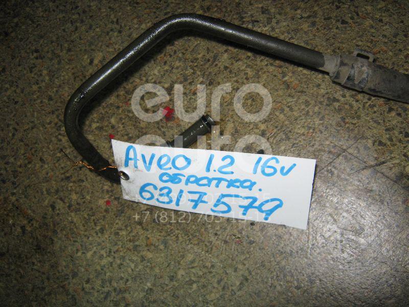 Трубка гидроусилителя для Chevrolet Aveo (T200) 2003-2008 - Фото №1