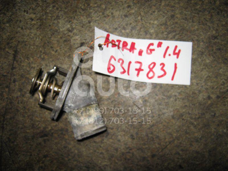 Крышка термостата для Opel Astra G 1998-2005 - Фото №1