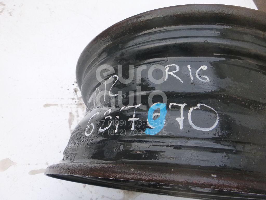 Диск колесный железо для Nissan Primera P12E 2002-2007 - Фото №1