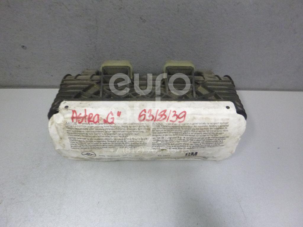 Подушка безопасности пассажирская (в торпедо) для Opel Astra G 1998-2005;Zafira (F75) 1999-2005 - Фото №1