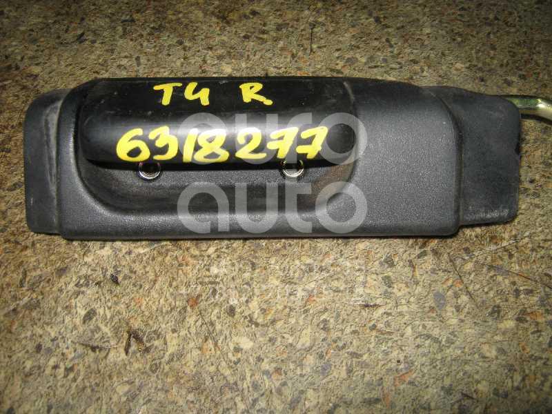 Ручка двери сдвижной внутренняя правая для VW Transporter T4 1991-1996 - Фото №1