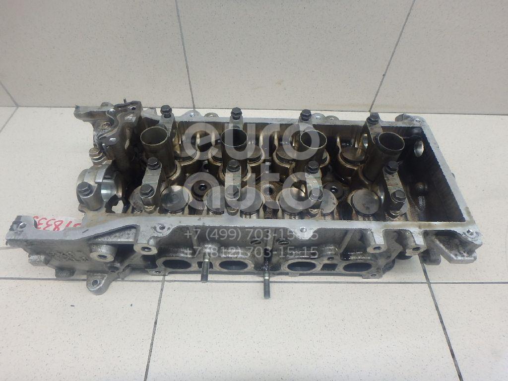 Головка блока для Nissan Micra (K12E) 2002-2010;Note (E11) 2006-2013 - Фото №1